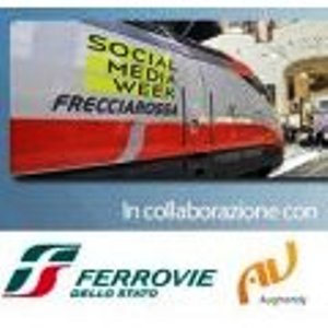 le ferrovie dello stato e il social media week