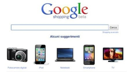 google-shopping e_commerce